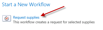 Starting new workflow instance on the item